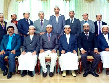 Karnataka Cultural foundation Abu Dhabi zone holds General Body meeting; Hassainar Amani elected President
